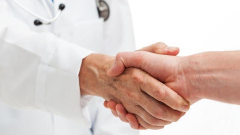 Politica di incontri ospedalieri