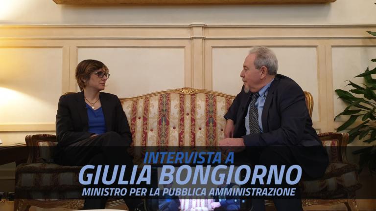 Giulia Bongiorno: senza le persone non si cambia la PA - FPA