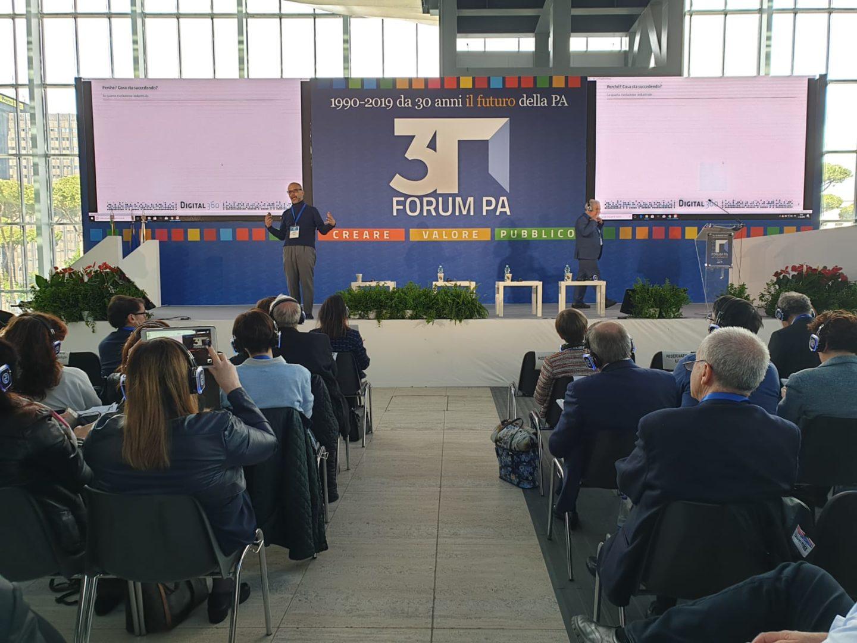 Lavoro pubblico: la ricerca a FORUM PA 2019. Turnover un'opportunità di rinnovamento - FPA